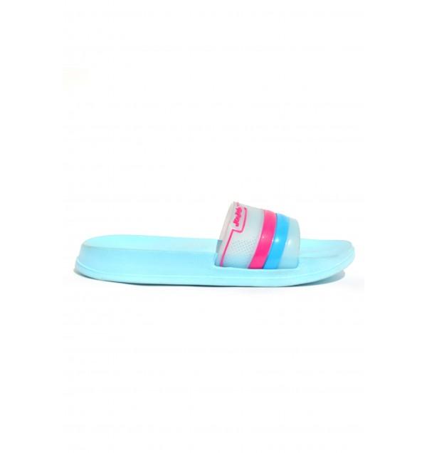Вьетнамки голубые B7158-2